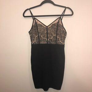 NWT AKIRA Lace Bodycon Dress